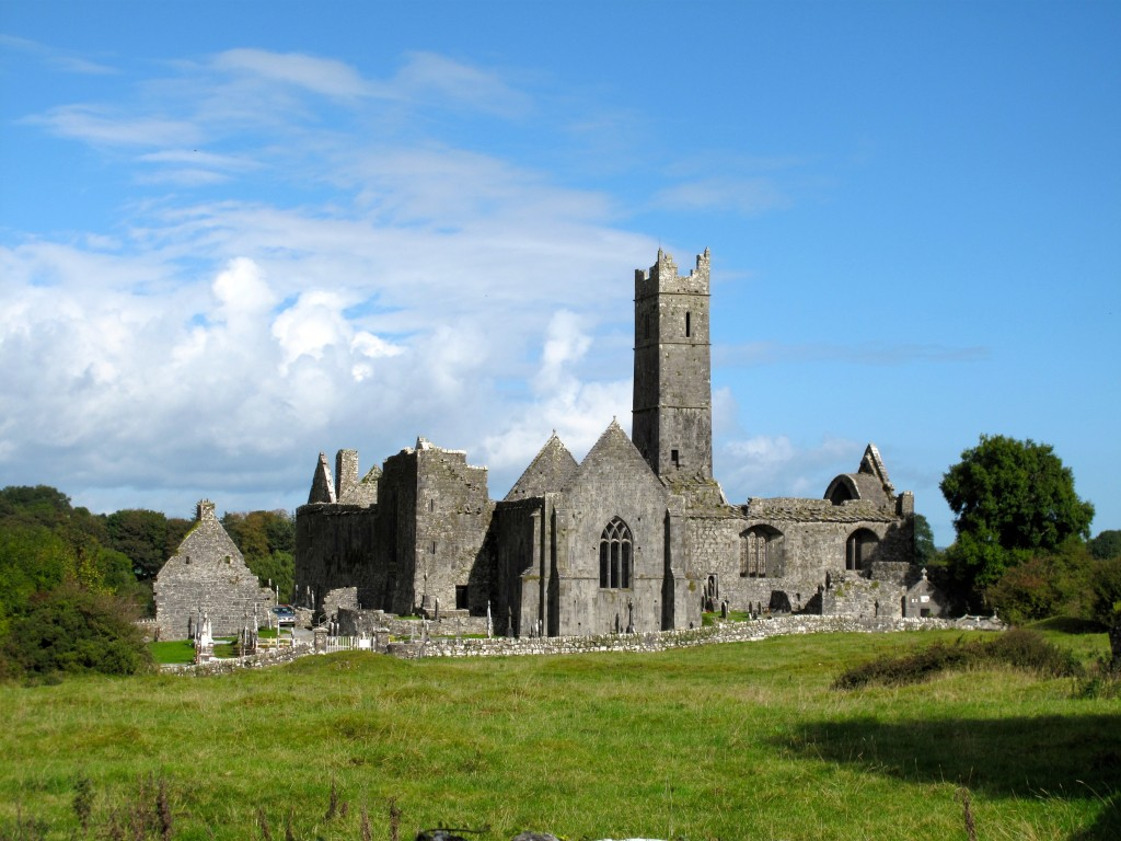 Quin Franciscan Friary, Co. Clare