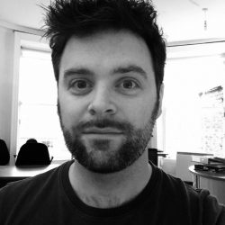 Dr Keith Smith, Post Doctoral Research Fellow, Discovery Programme;
