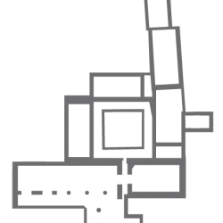 Image of Plan of Timoleague Franciscan Friary Simple