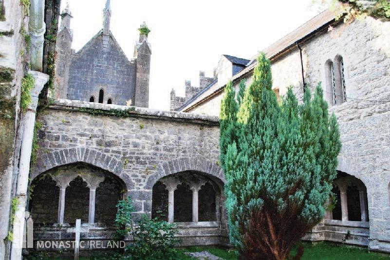 Excursions en Irlande catholique - Histoire - Foi Chrétienne - Moeurs et Traditions Adare-OSA-KS-6